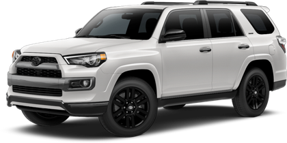 Toyota 4Runner 2020 Limited Nightshade Edition
