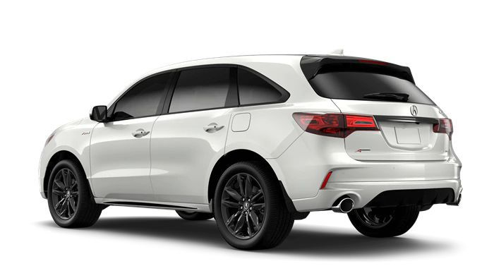 Acura MDX 2020 A-SPEC