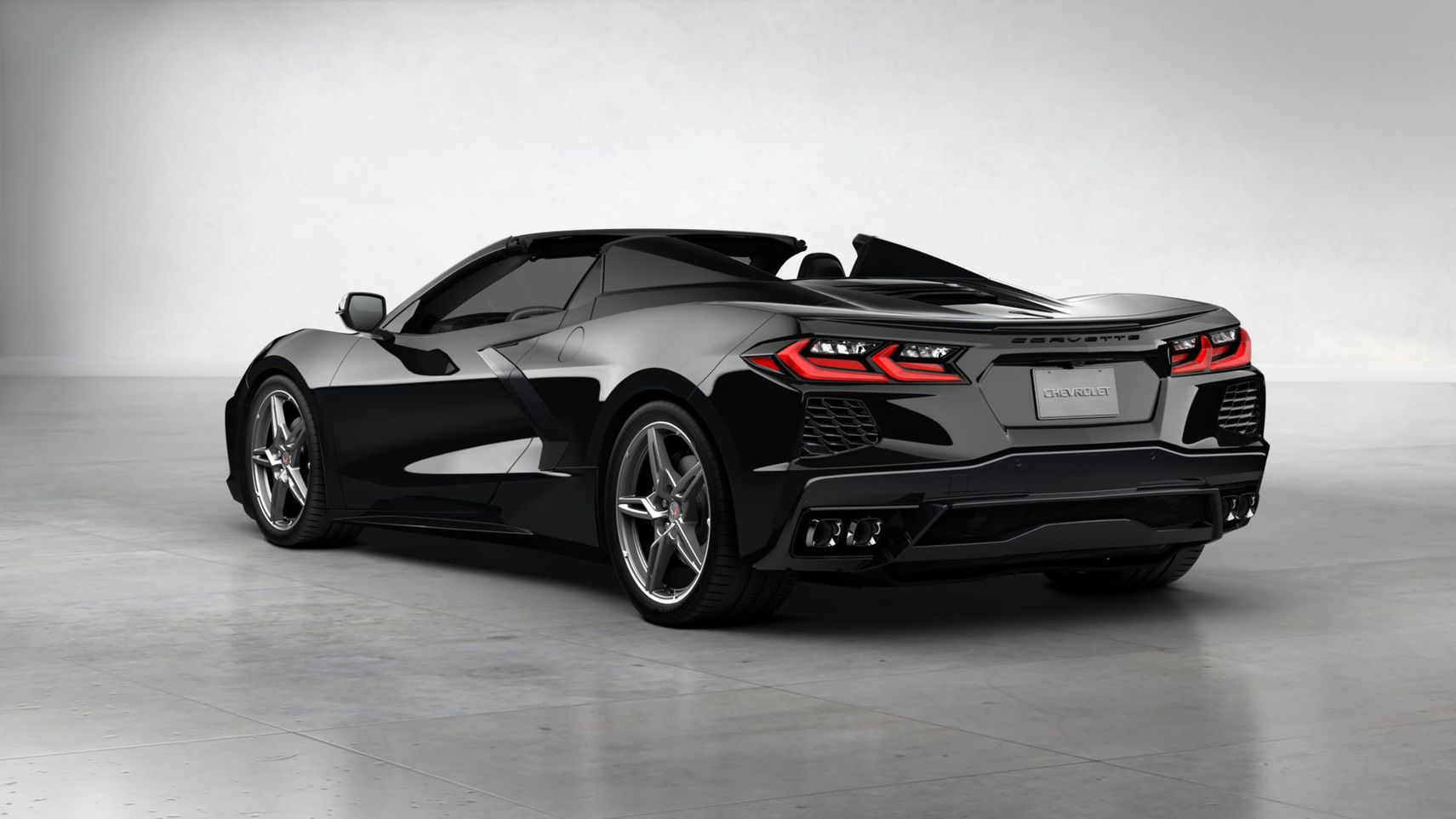 Chevrolet Corvette Stingray 2020 1LT Convertible