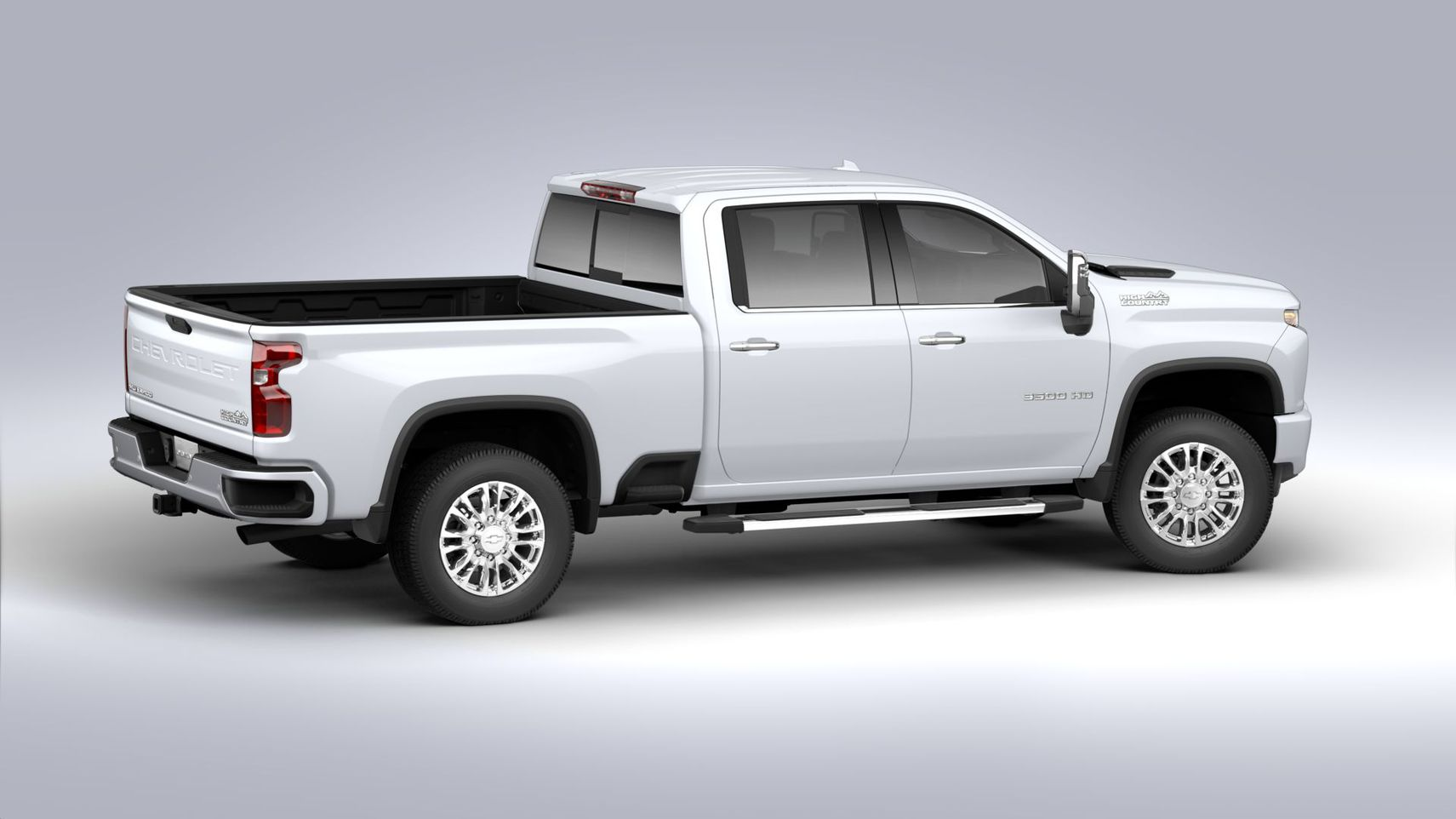 Chevrolet Silverado 3500 HD 2020 High Country 6.6 V8 Duramax® Turbo Diesel Дизель 10 ст АКПП Полный