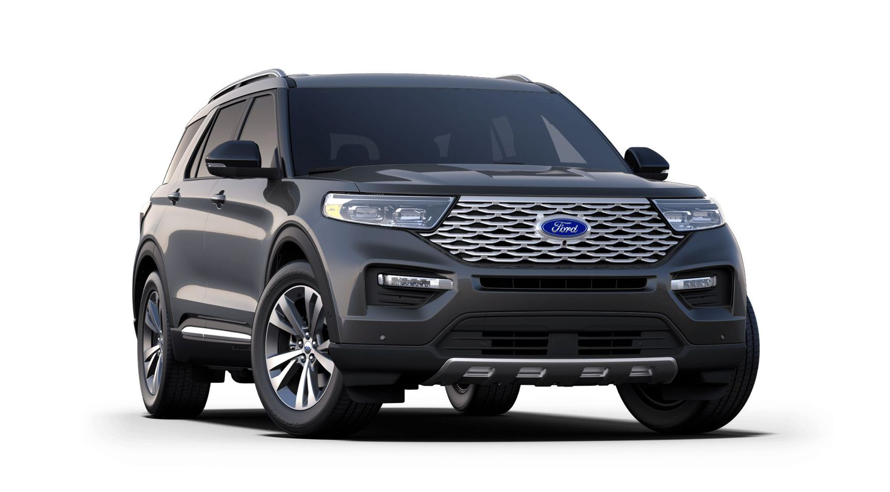 Ford Explorer 2020 Platinum
