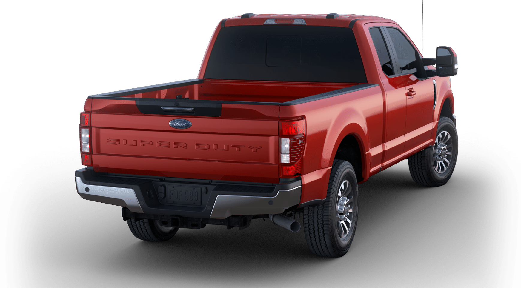 Ford F-250 2020 Lariat 6.2 V8 SOHC FFV Бензин 6-ст. АКПП TorqShift® Heavy-Duty SelectShift-G™ Задний