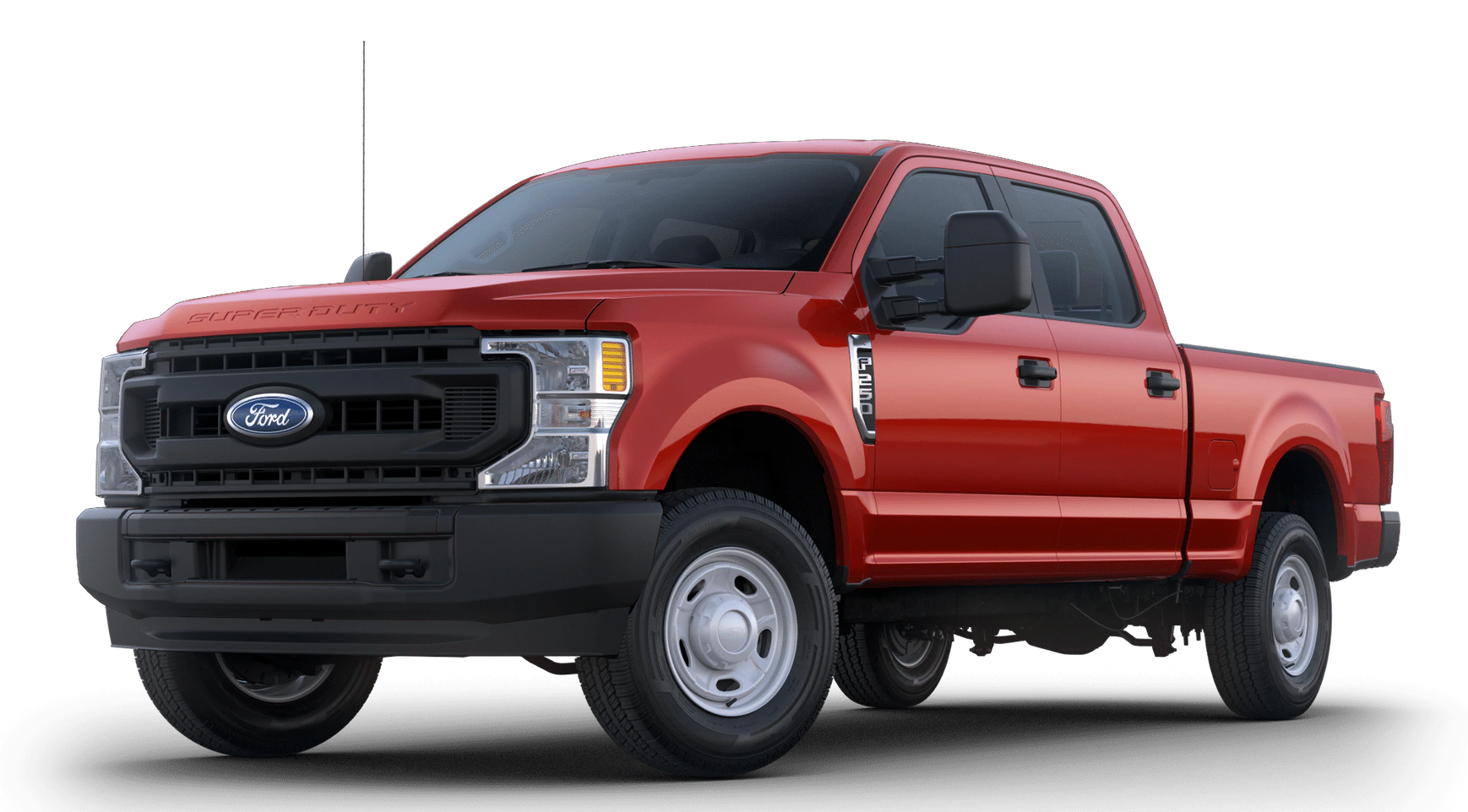 Ford F-250 2020 XL 6.7 V8 OHV Power Stroke® Turbo Diesel Дизель 10-ст АКПП Задний