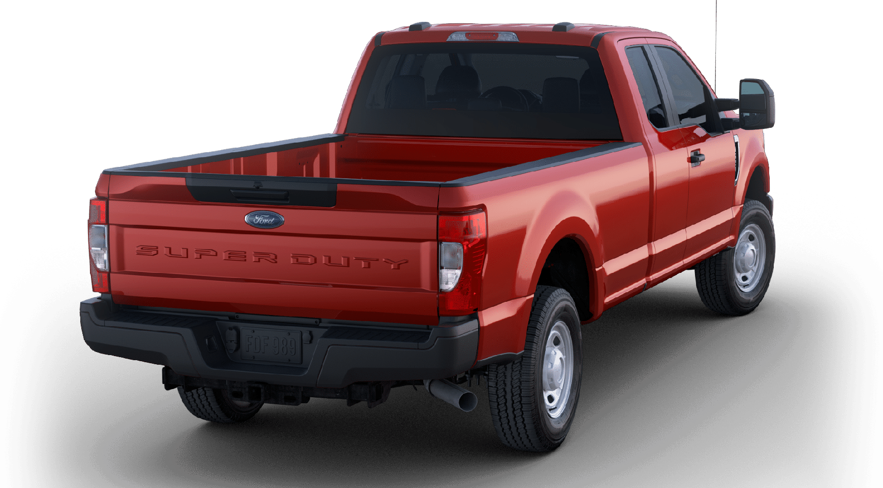 Ford F-250 2020 XL 6.2 V8 SOHC FFV Бензин 6-ст. АКПП TorqShift® Heavy-Duty SelectShift-G™ Полный