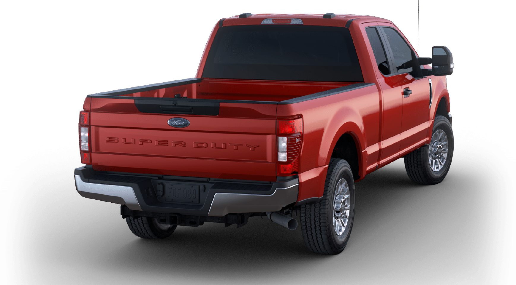 Ford F-250 2020 XLT 6.2 V8 SOHC FFV Бензин 6-ст. АКПП TorqShift® Heavy-Duty SelectShift-G™ Полный