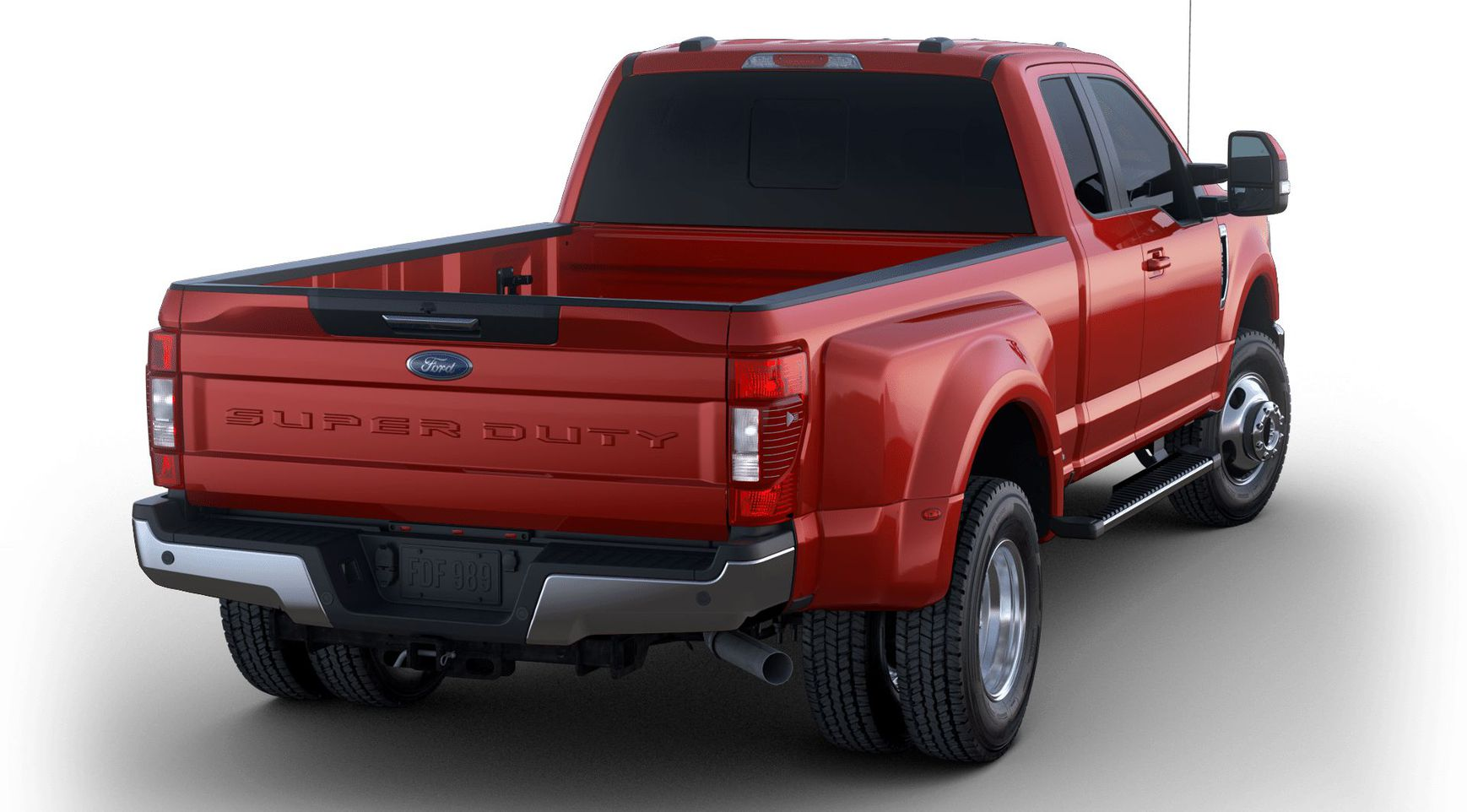 Ford F-350 2020 Lariat 6.7 V8 OHV Power Stroke® Turbo Diesel Дизель 10 ст АКПП Задний