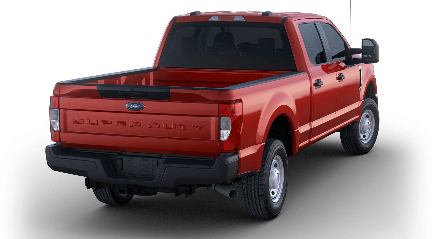 Ford F-350 2020 XL 6.7 V8 OHV Power Stroke® Turbo Diesel Дизель 10 ст АКПП Полный