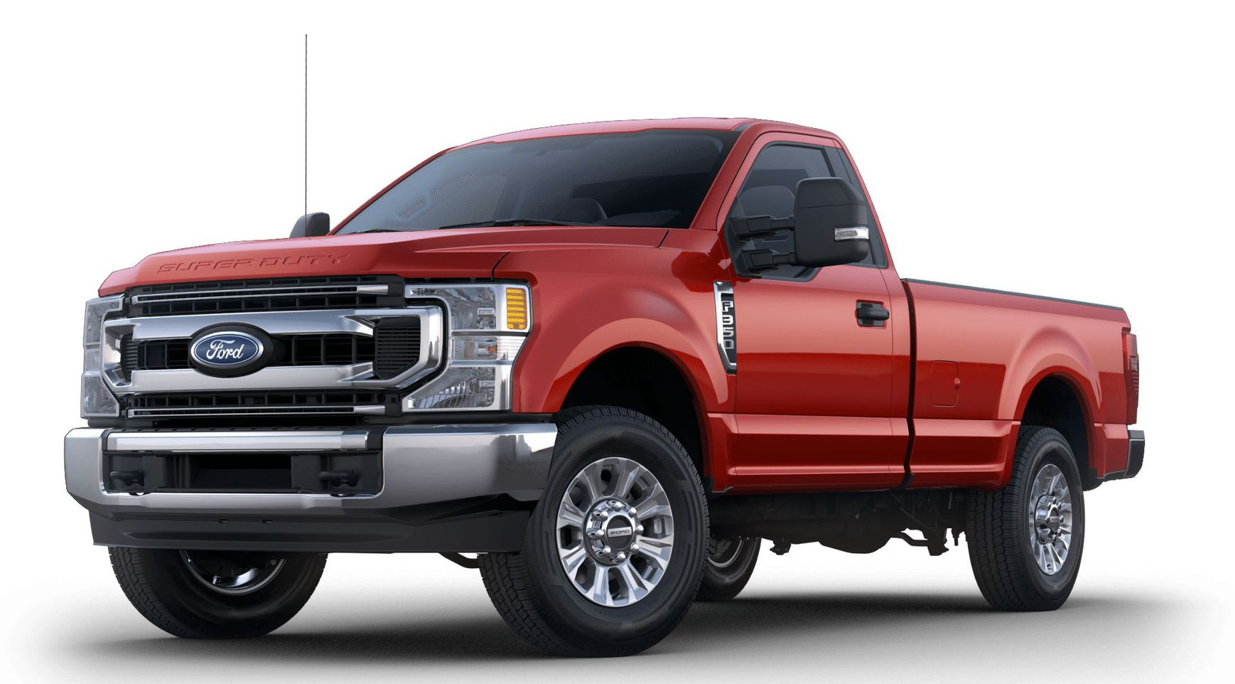Ford F-350 2020 XLT 6.7 V8 OHV Power Stroke® Turbo Diesel Дизель 10 ст АКПП Полный
