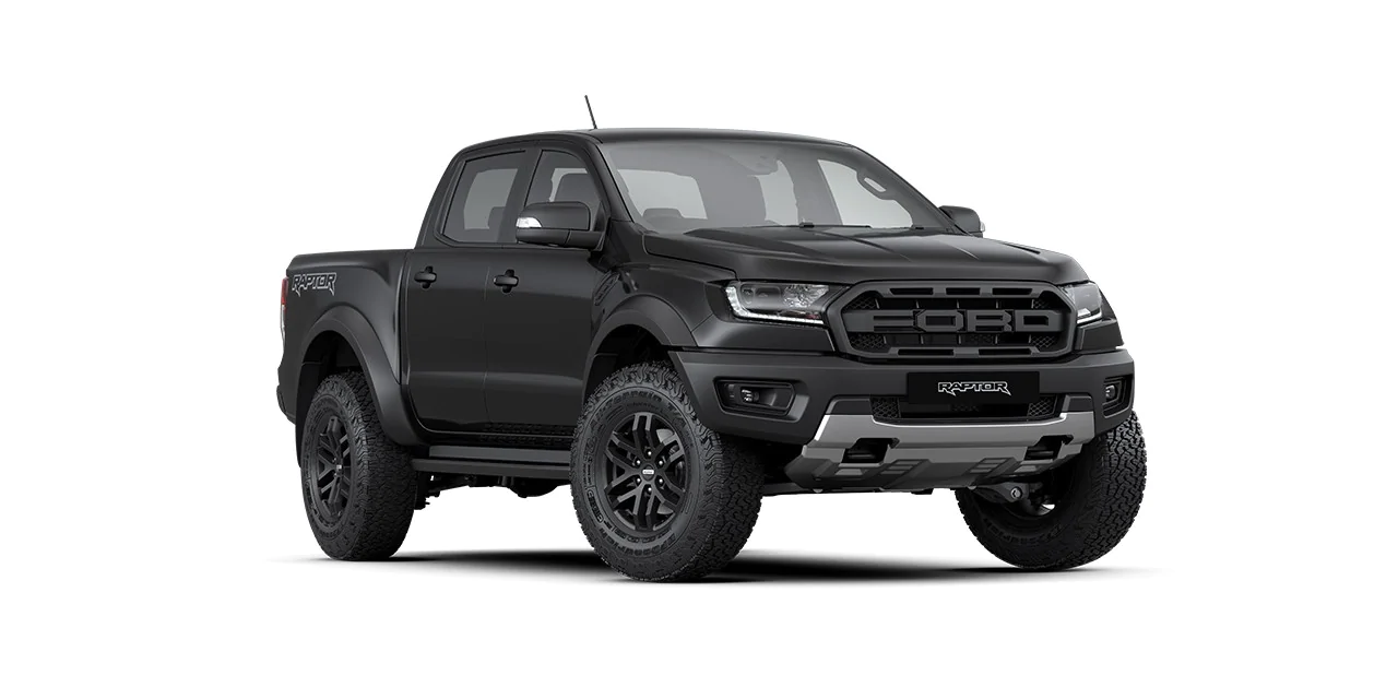 Ford Ranger Raptor 2020 SuperCrew Cab