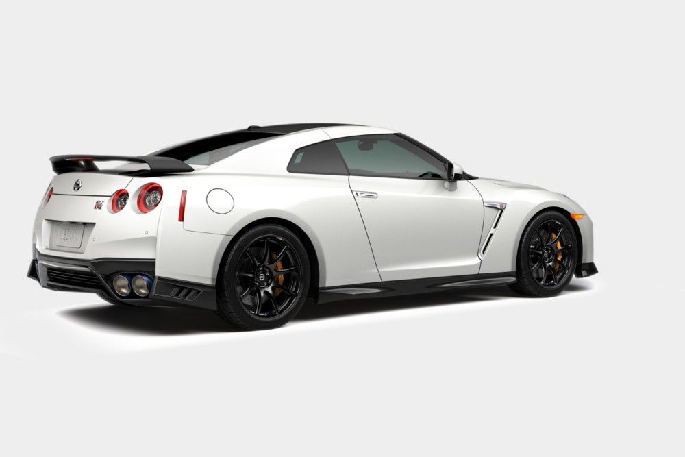 Nissan GT-R 2020 Track Edition