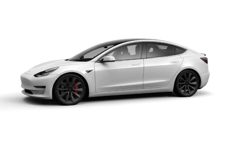 Купить новый Tesla Model 3 2020 Long Range Performance ...