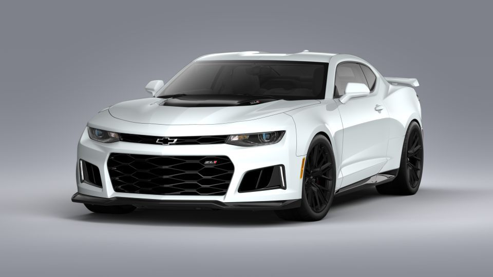 Chevrolet Camaro 2021 ZL1 Coupe 6.2 V8 Supercharged DI Бензин 6 ст. МКПП Задний