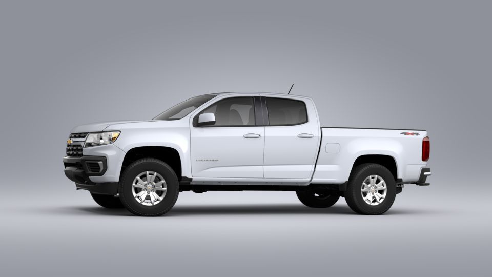 Chevrolet Colorado 2021 LT