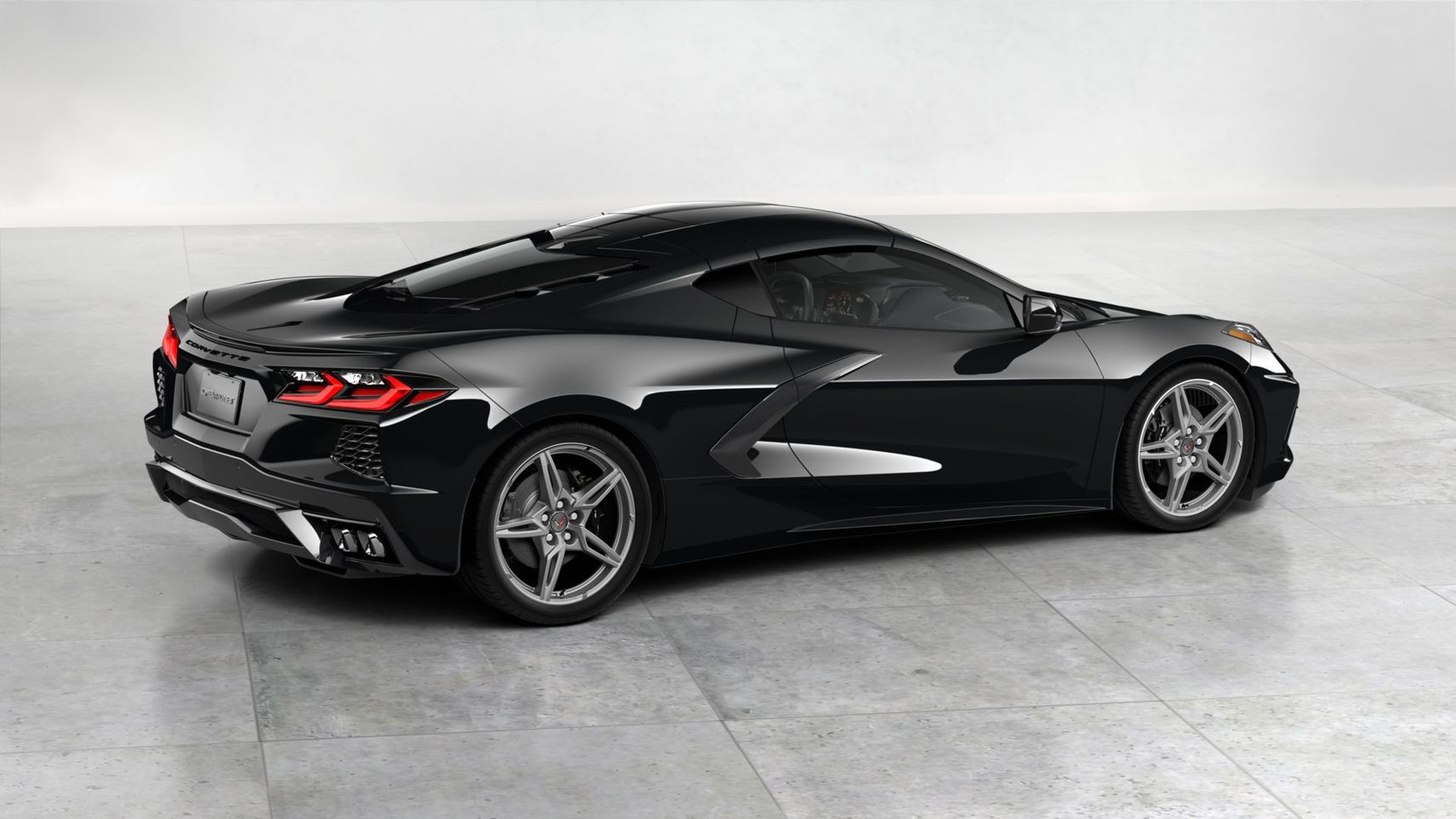 Chevrolet Corvette Stingray 2021 2LT Coupe 6.2 V8 DI VVT Бензин 8 ст АКПП Задний