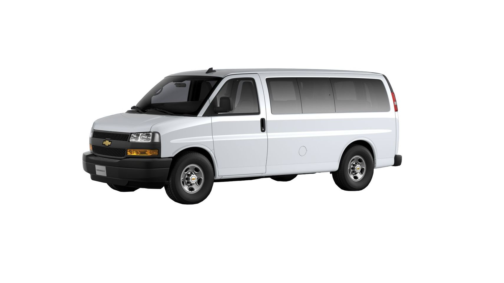 Chevrolet Express Passenger 2021 LS 3500 Regular Wheelbase