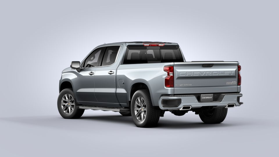 Chevrolet Silverado 1500 2021 High Country 3.0 L6 Duramax Turbo-Diesel DOHC Дизель 10 ст АКПП Полный
