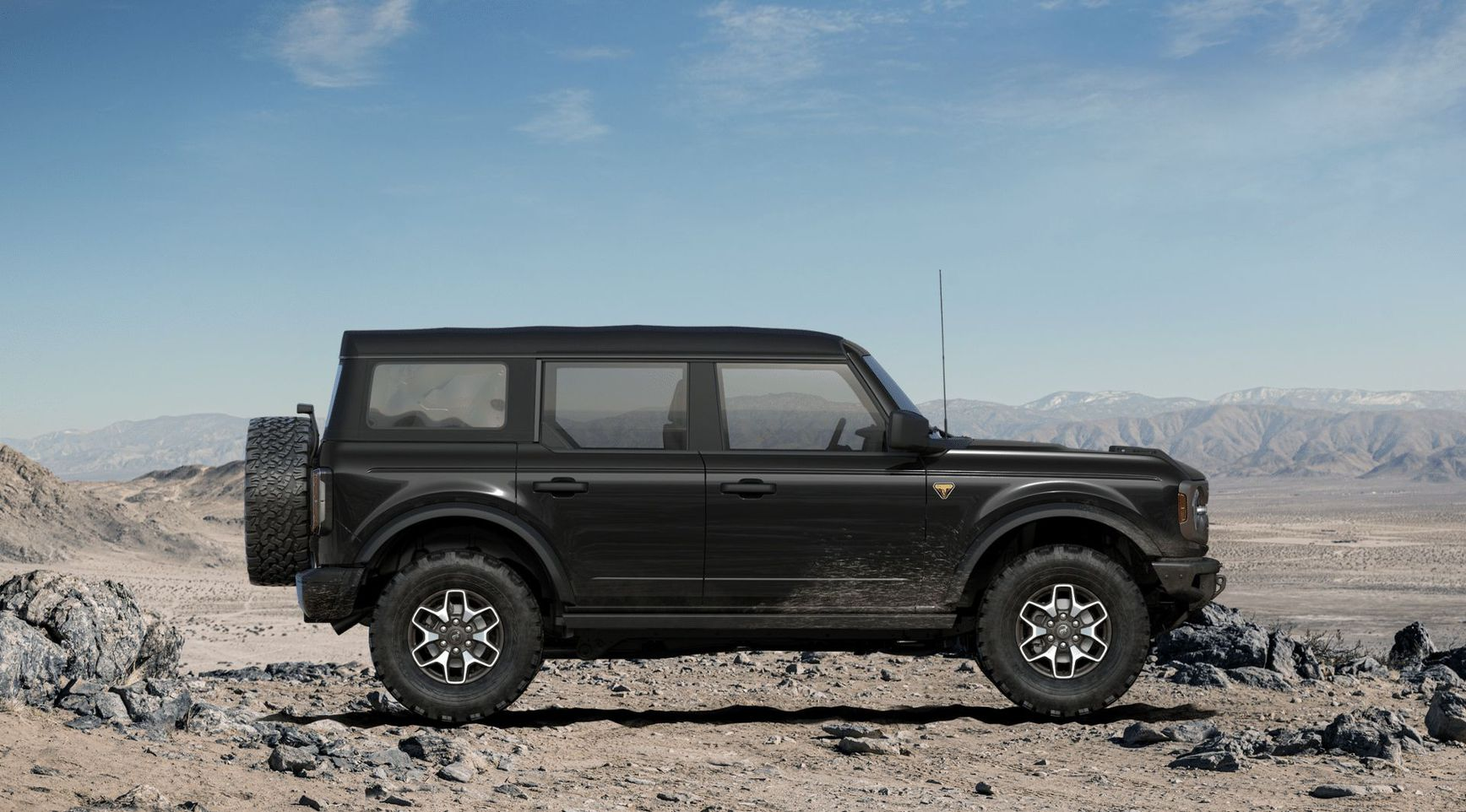Ford Bronco 2021 Badlands™