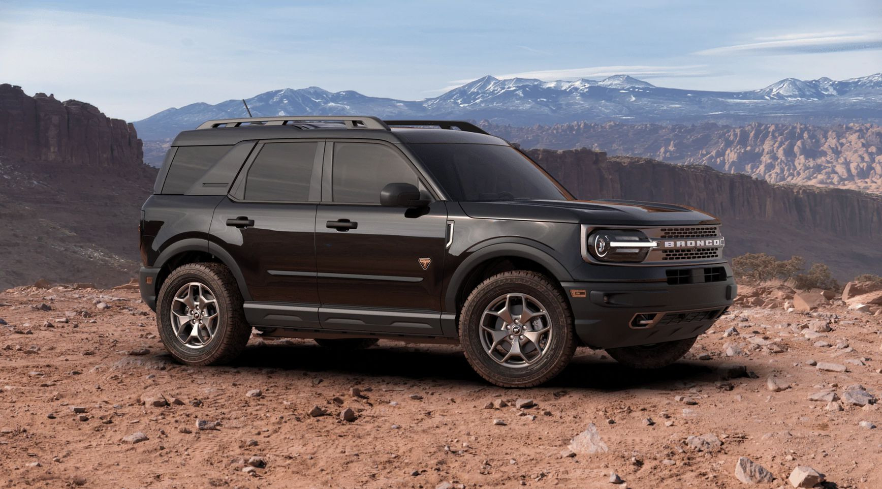 Ford Bronco Sport 2021 Badlands