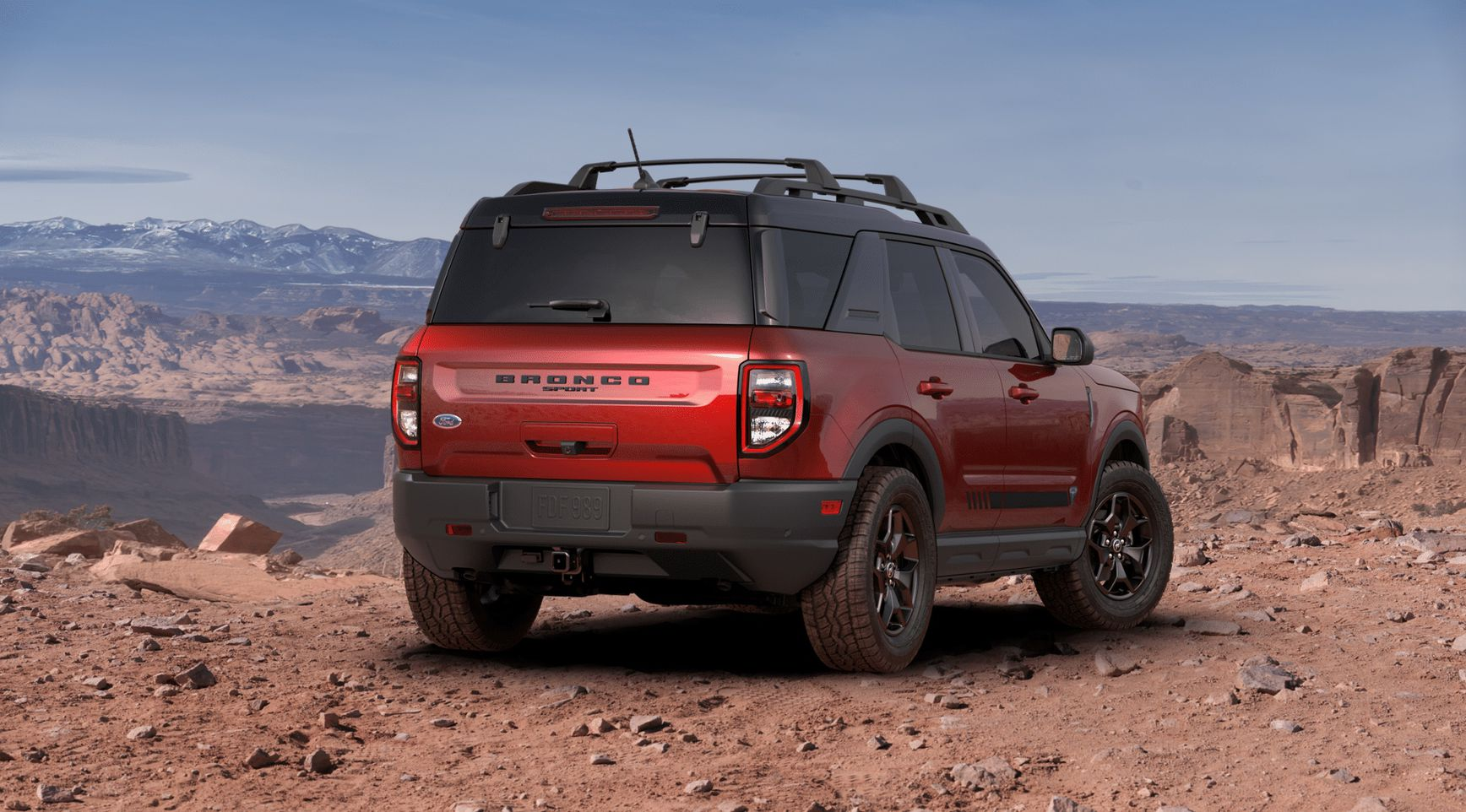 Ford Bronco Sport 2021 First Edition 2.0 L4 EcoBoost® Turbocharged Бензин 8 ст. АКПП Полный