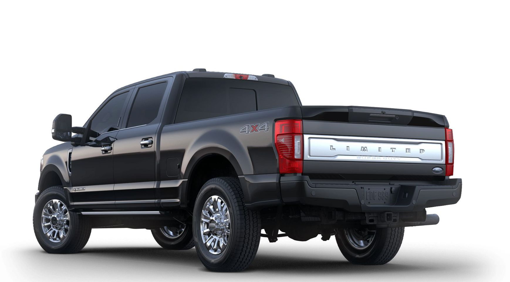 Ford F-250 2021 Limited