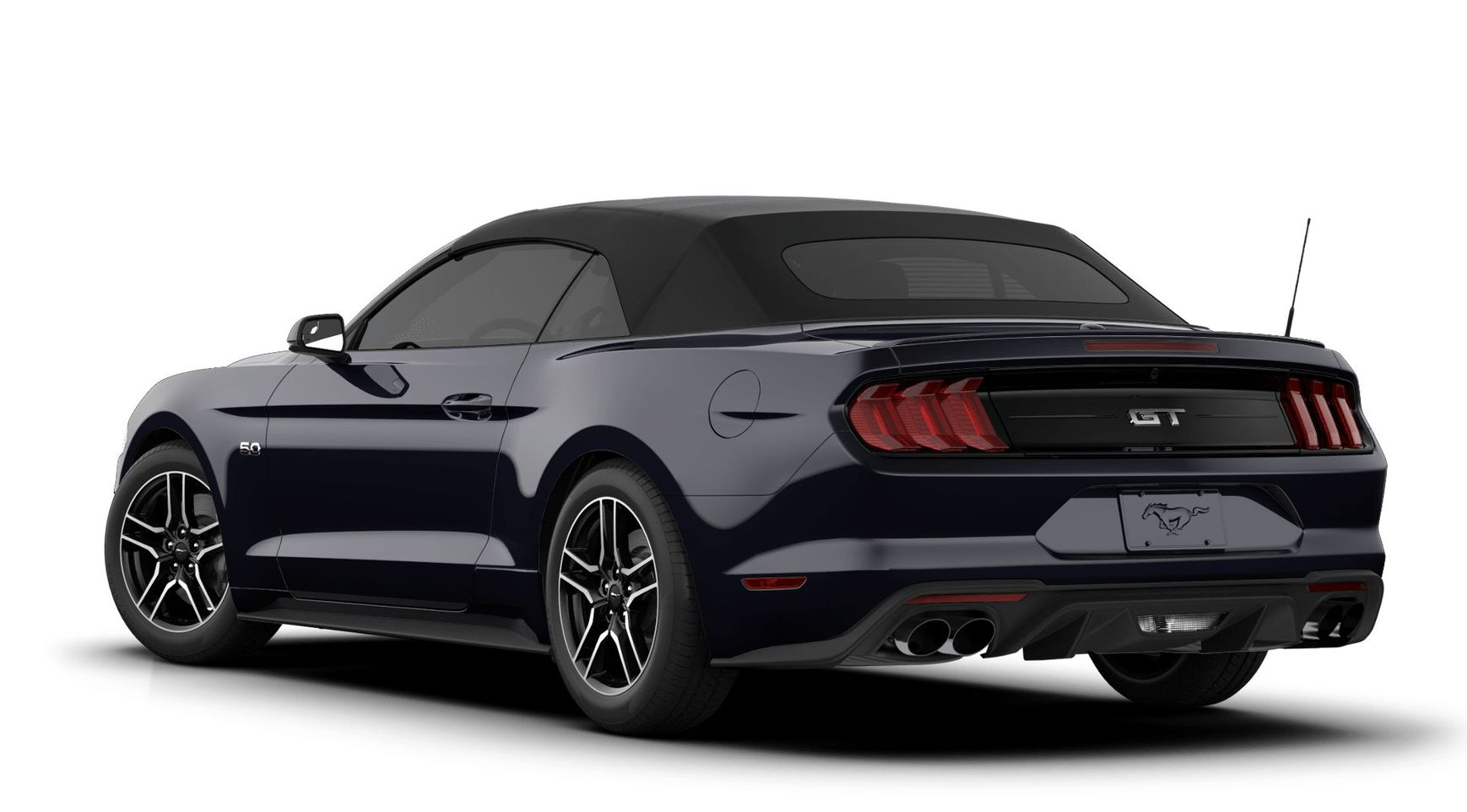 Ford Mustang 2021 GT Premium Convertible