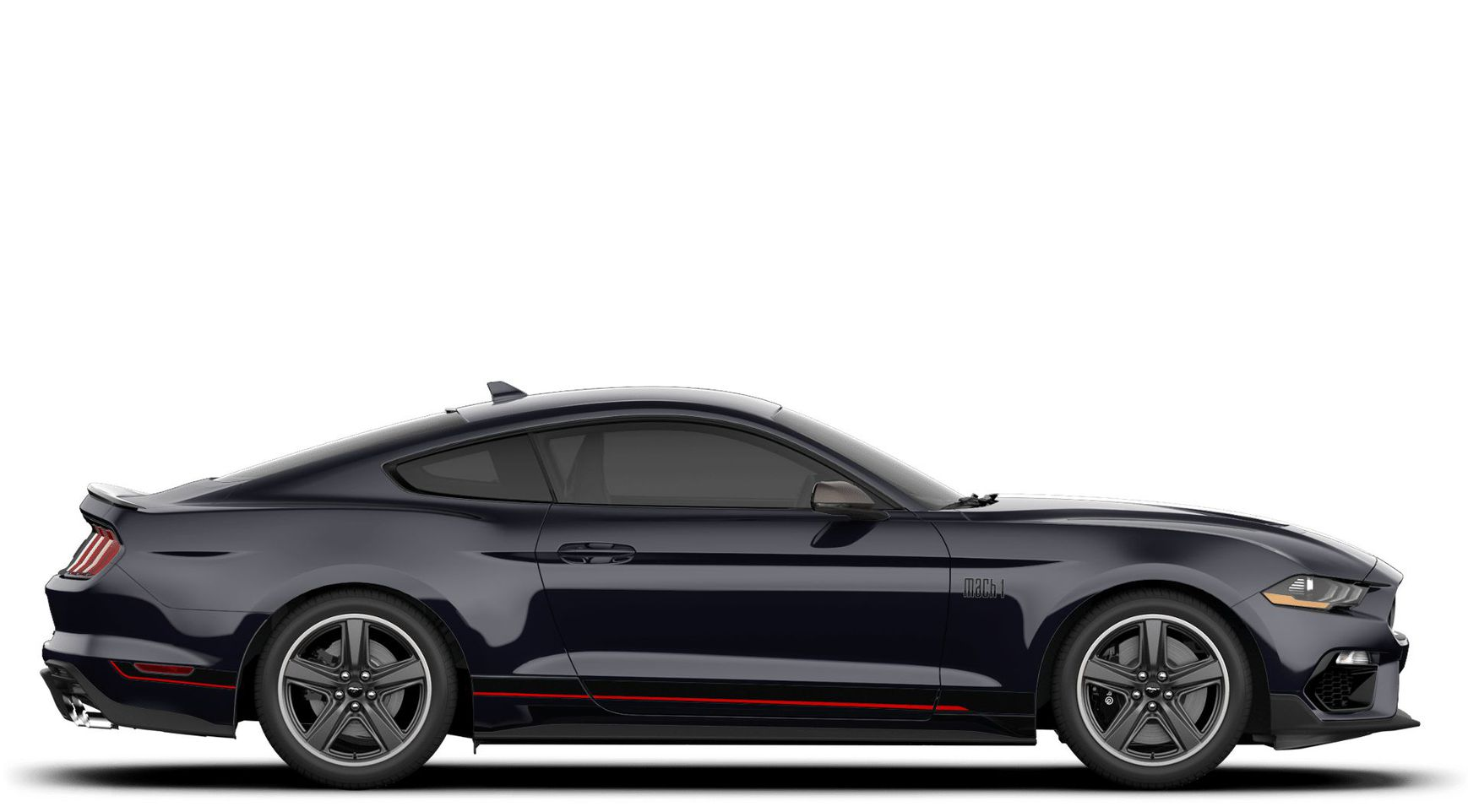 Ford Mustang 2021 Mach 1
