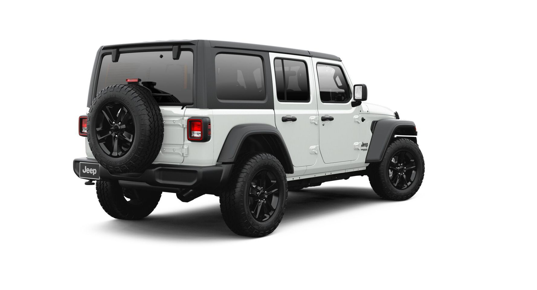Jeep Wrangler 2021 High Altitude