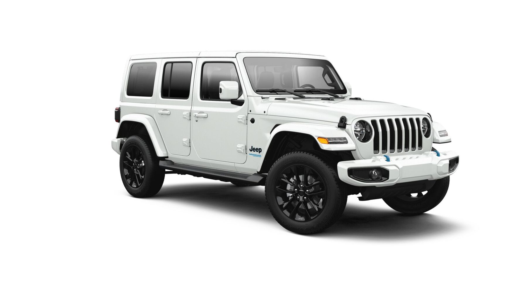 Jeep Wrangler 4xe 2021 High Altitude