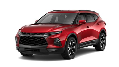 Chevrolet Blazer 2019 RS