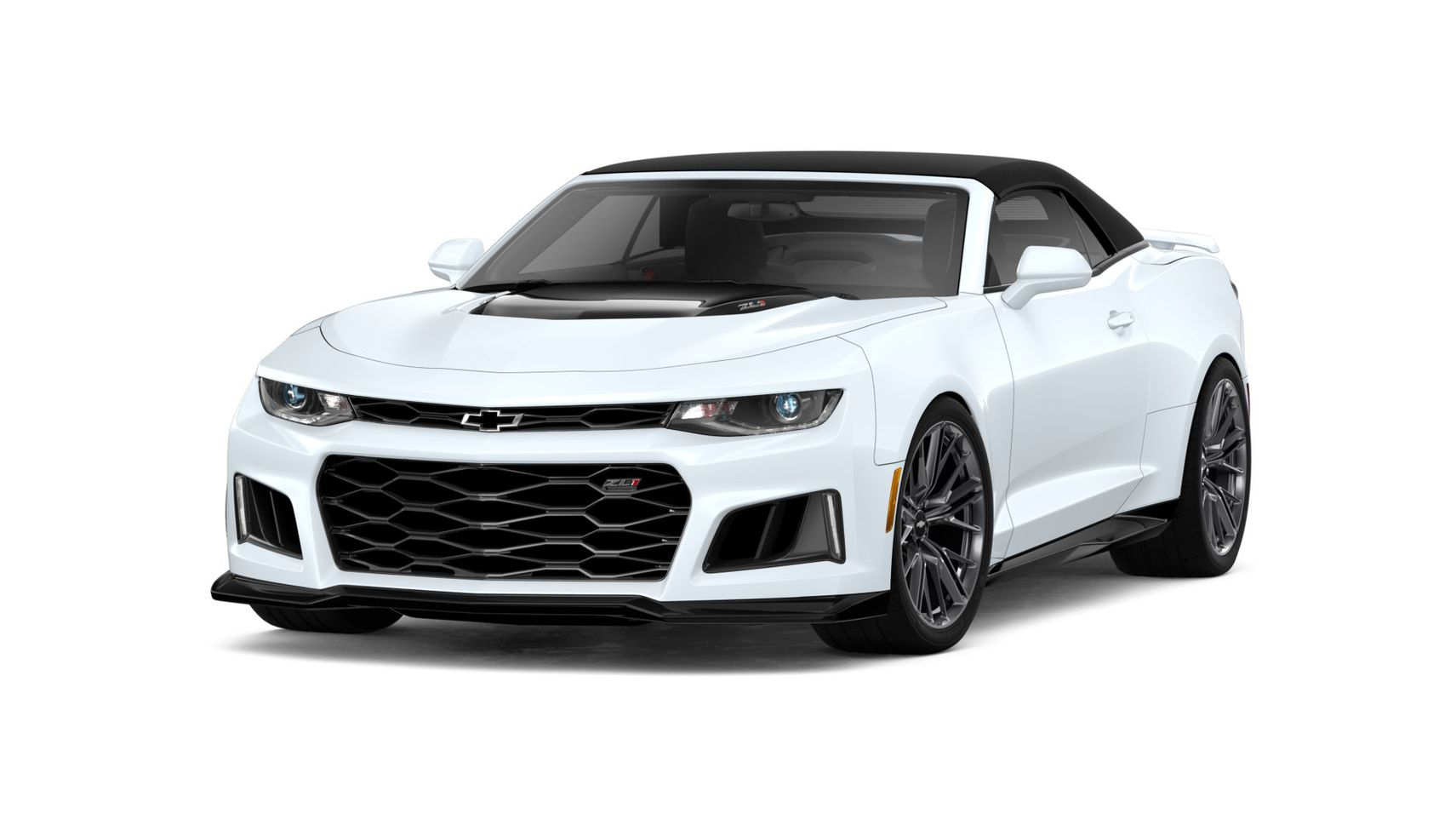 Chevrolet Camaro 2020 ZL1 Convertible 6.2 V8 Supercharged DI Бензин 6 ст. МКПП Задний