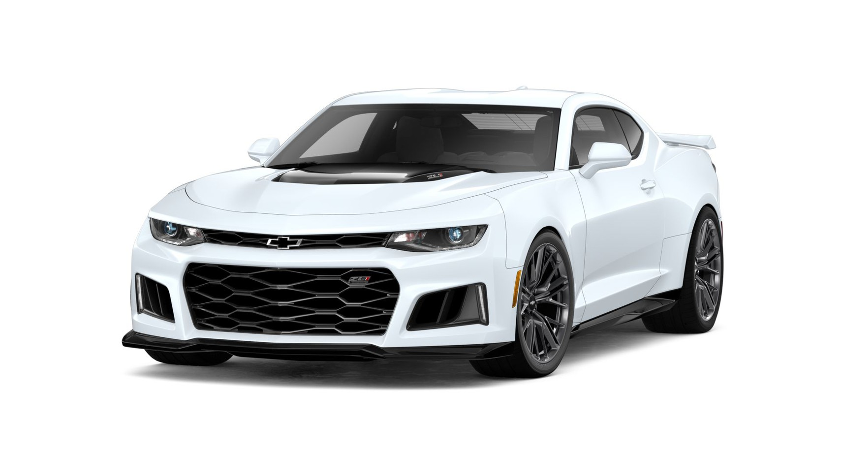 Chevrolet Camaro 2020 ZL1 Coupe 6.2 V8 Supercharged DI Бензин 10 ст АКПП Задний
