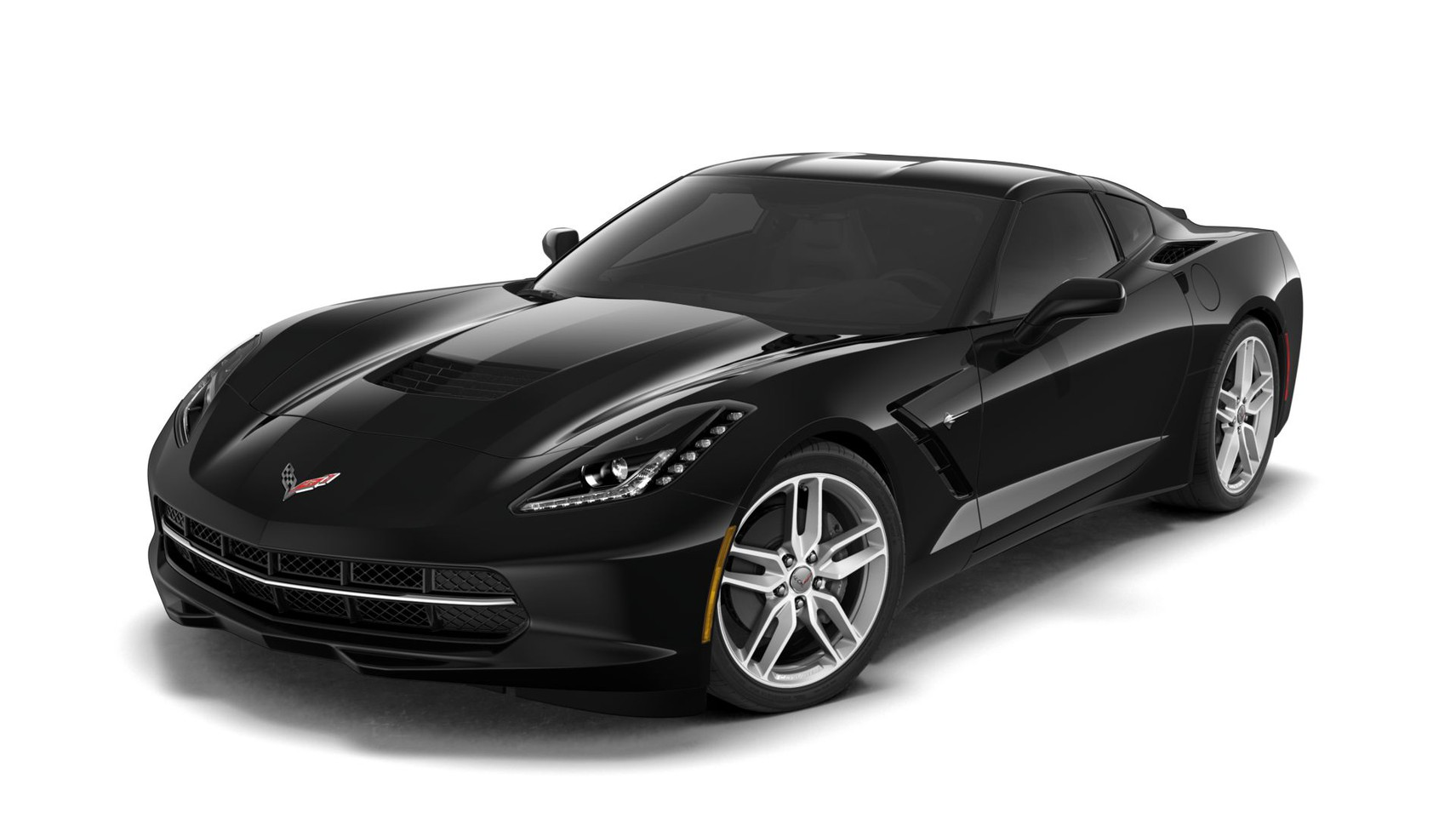 Chevrolet Corvette Stingray 2019 3LT Coupe 6.2 V8 DI Бензин 7 ст. МКПП Задний