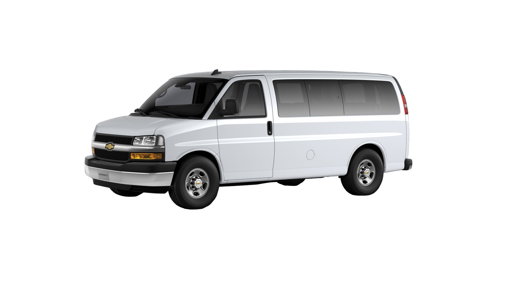 Chevrolet Express Passenger 2020 LT 3500 Regular Wheelbase
