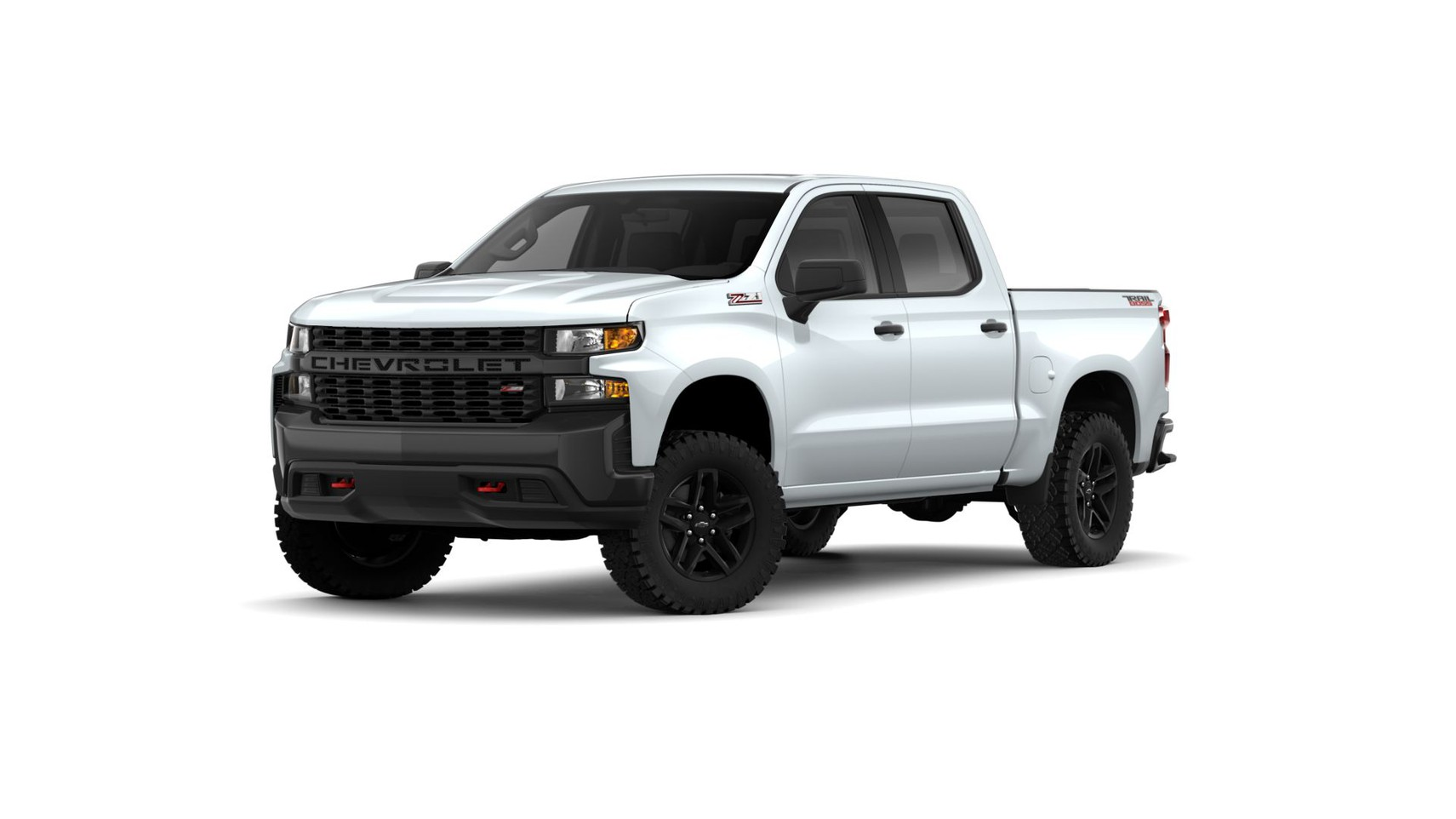Chevrolet Silverado 1500 2019 Custom Trail Boss