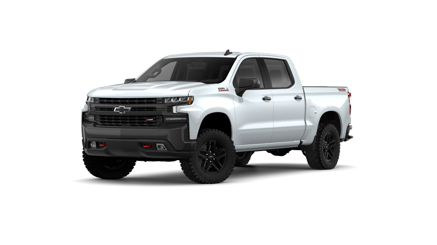 Chevrolet Silverado 1500 2019 LT Trail Boss 5.3 V8 EcoTec3 with DFM Бензин 6 ст. АКПП Полный