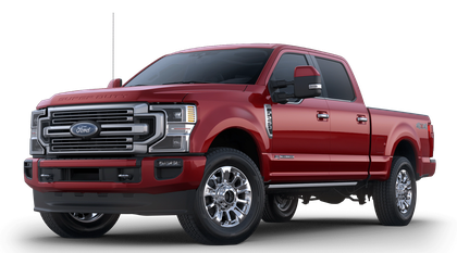 Ford F-250 2020 Limited