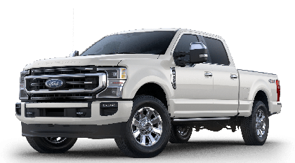 Ford F-250 2020 Platinum
