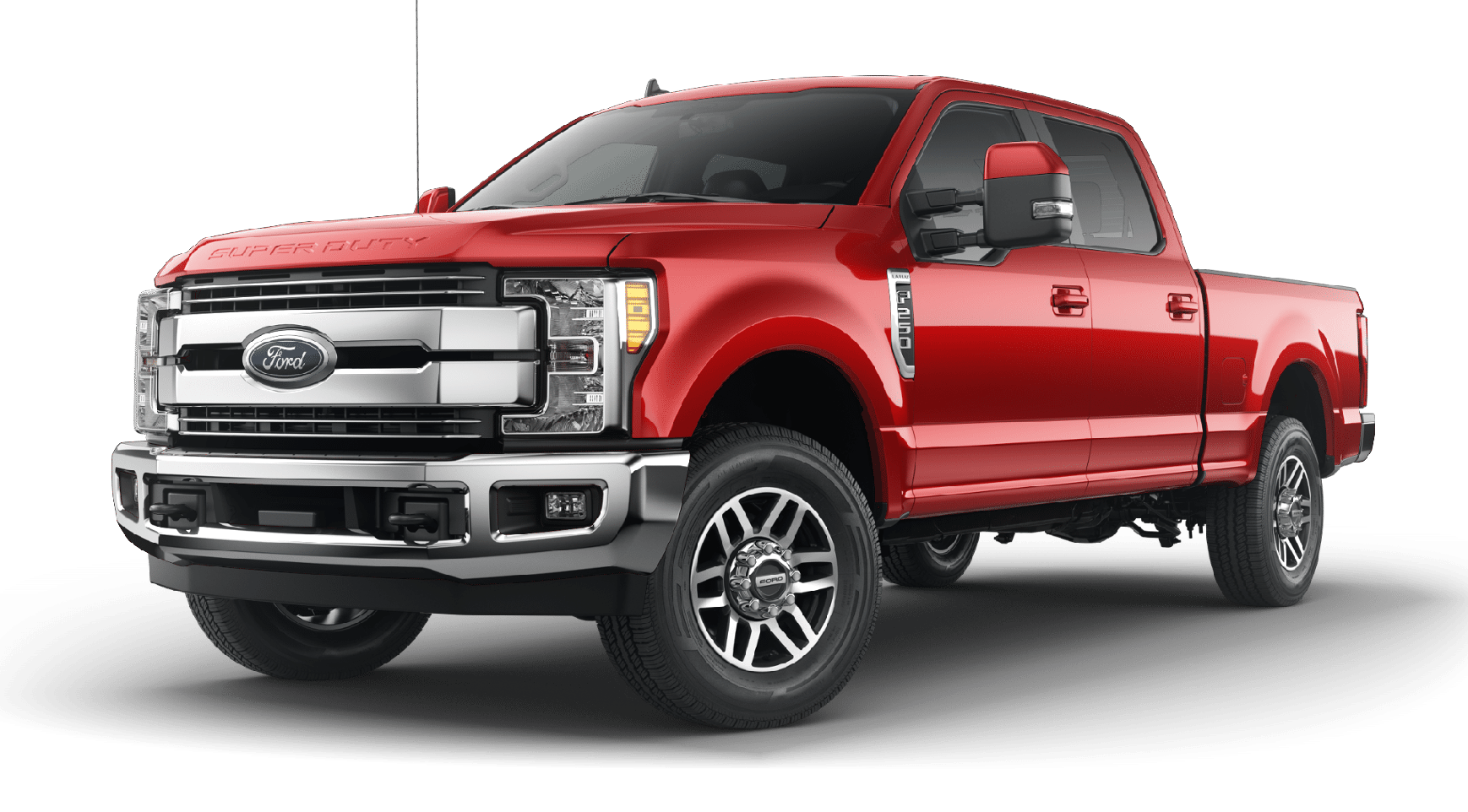Ford F-250 2019 Lariat 6.7 V8 OHV Power Stroke® Turbo Diesel Дизель 6-ст. АКПП Torqshift® Heavy-Duty Selectshift™ Дизель Задний