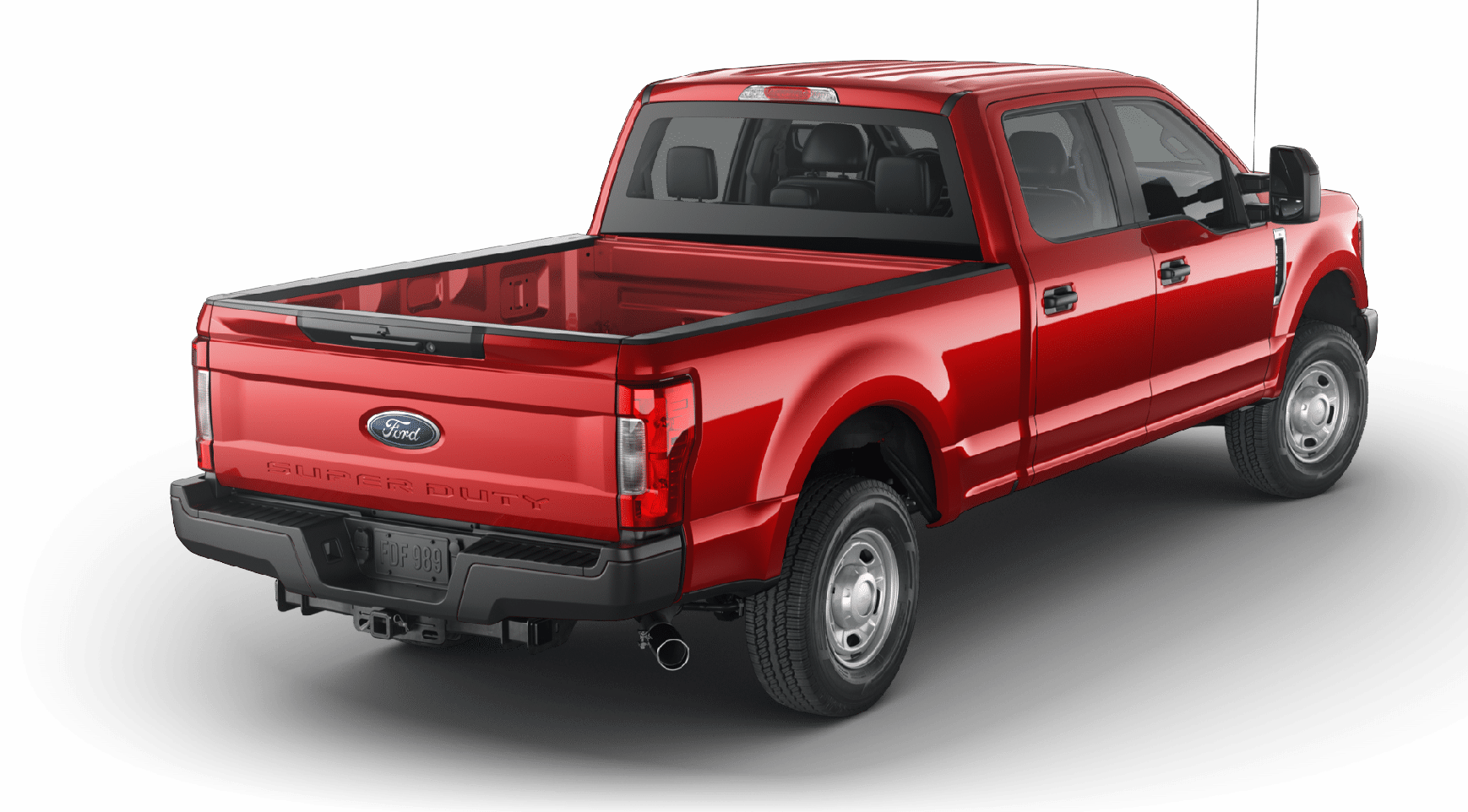 Ford F-250 2019 XL 6.2 V8 SOHC FFV Бензин 6-ст. АКПП TorqShift® Heavy-Duty SelectShift-G™ Задний