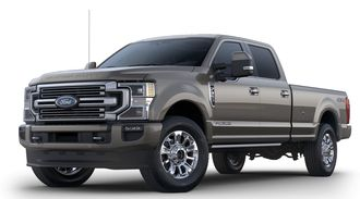 Ford F-350 2021