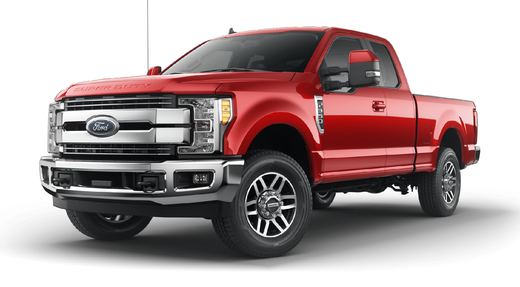 Ford F-350 2019 Lariat 6.2 V8 SOHC FFV Бензин 6-ст. АКПП Torqshift® Heavy-Duty Selectshift™ Дизель Задний