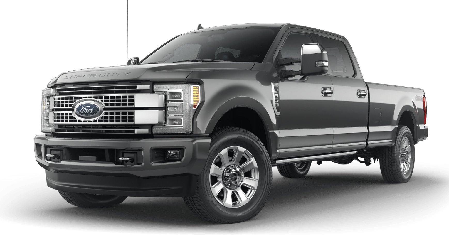 Ford F-350 2019 Platinum