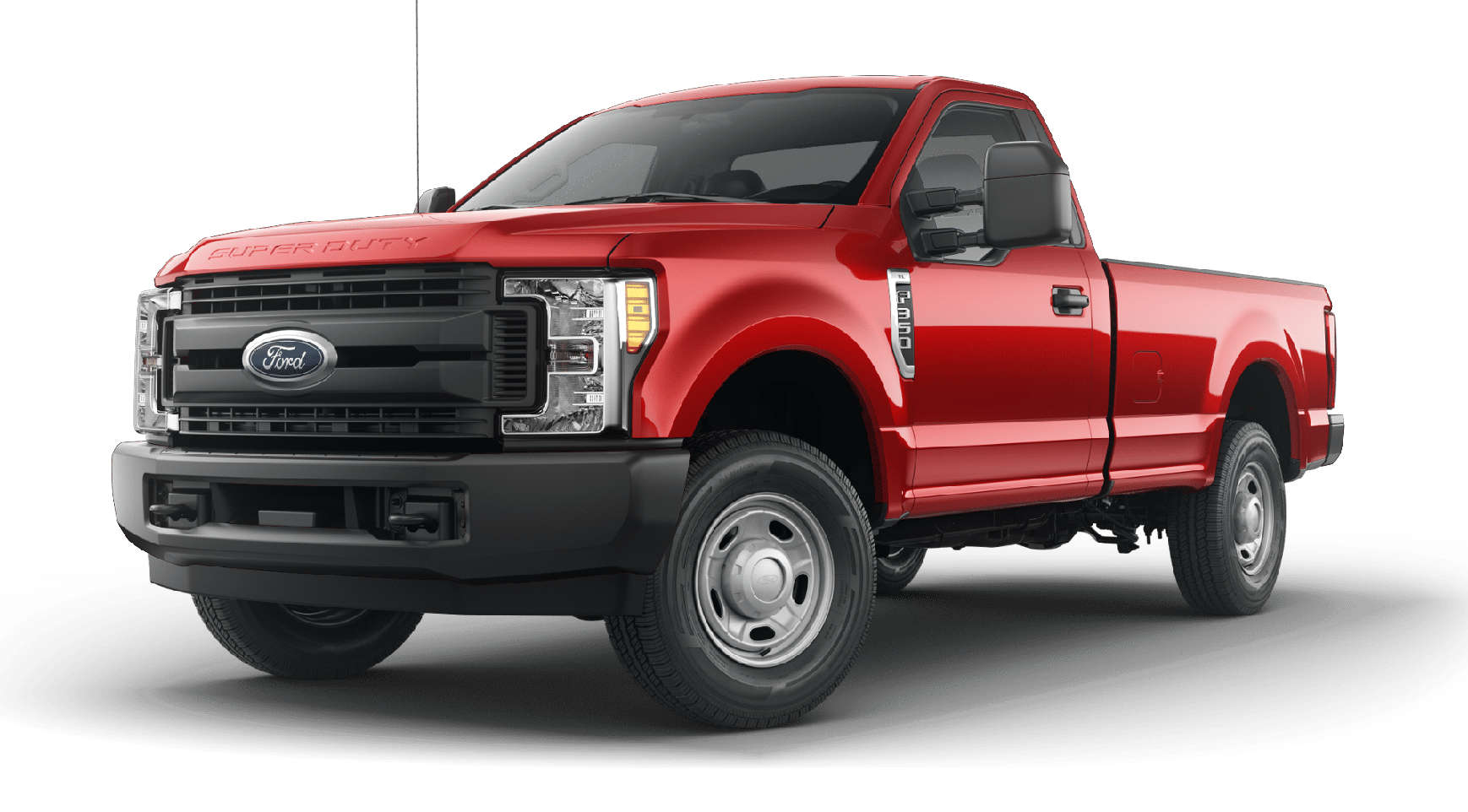 Ford F-350 2019 XL 6.2 V8 SOHC FFV Бензин 6-ст. АКПП Torqshift® Heavy-Duty Selectshift™ Дизель Задний