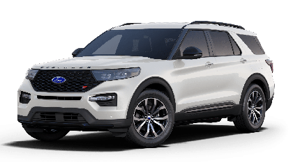Ford Explorer 2020 ST