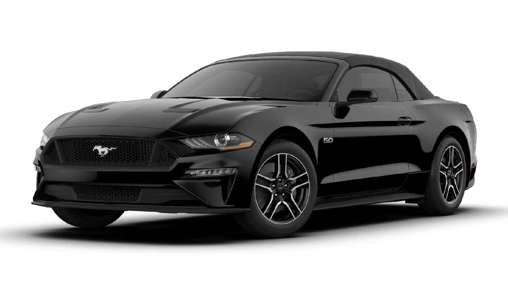 Ford Mustang 2019 GT Premium Convertible