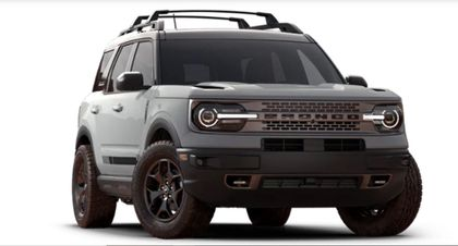 Ford Bronco Sport 2021 First Edition