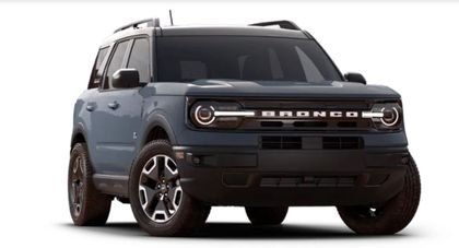 Ford Bronco Sport 2021 Outer Banks
