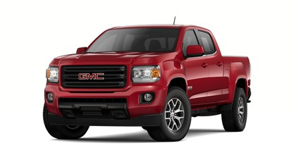 GMC Canyon 2020 All Terrain - Cloth