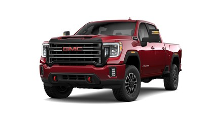 GMC Sierra HD 2500 2020 AT4