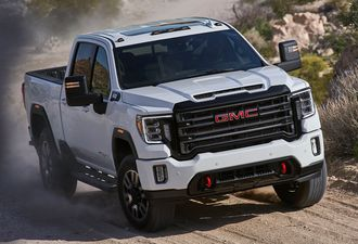 GMC Sierra HD 2500 2020